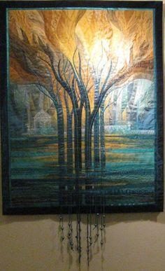 MORNING LIGHT: Quilts