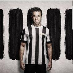 Del Piero King Of Juventus