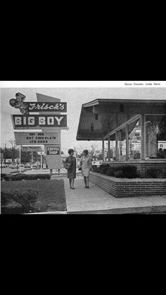 Frischs Big Boy On Broadway In Anderson Indiana University Madison County