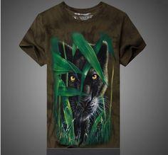 Pánské tričko s celopotiskem puma – trička s potiskem + POŠTOVNÉ ZDARMA Na  tento produkt se 7f35cd59ca9
