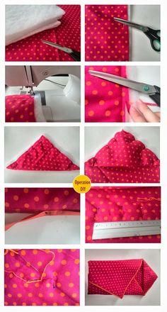 DIY baby wrap blanket - Operation DIY