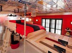 31 Genius Ways To Bring The Playground Indoors