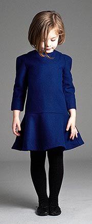 Fall-2012 winter-2013 kids fashion trend, Baby fashion - James Girone