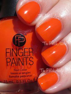 Finger Paints Pop Movement Collection Swatches