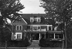 My house in the 1930s.