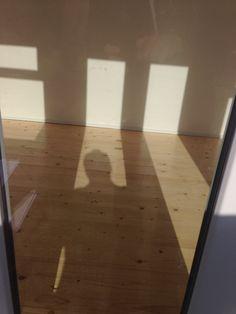 Varnished floors