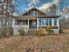 No longer on the market - $169,000 - 100+ year old cottage for sale, 2 Knox Road, Black Mountain NC, near Asheville