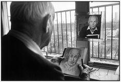 Henri Cartier-Bresson, 1992 By Martine Franck,