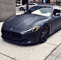 Maserati MC Stradale …