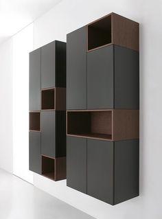 Diy Furniture Kitchen Storage - New ideas Furniture Making, Home Furniture, Modern Furniture, Furniture Design, Custom Furniture, Shelf Design, Cabinet Design, Home Design, Interior Design