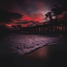 Good morning from #FlaglerBeach!  Photo cred : @ja_izzy be sure to checkout his gallery and give home a follow!  #PalmCoast #OrmondBeach #Flagler #FlaglerCounty #FlaglerPier #FlaglerBeachPier #A1A #somewhereona1a #FlaglerLife #FlaglerBars by flaglerbars