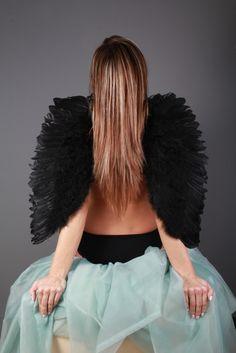 Black angel, by Daniel BORIS