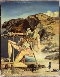 Exposição Salvador Dalí (Foto: Salvador Dalí / reprodução)