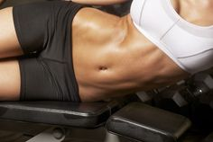 5 best workout moves to a totally toned tummy