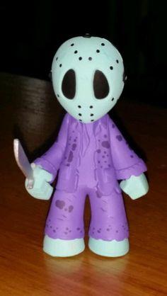 Horror Classics Funko Mystery Minis Vinyl Figures Jason Voorhees Variant 1/72