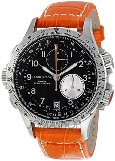 Hamilton Khaki ETO Mens Watch H77612933 $484.25