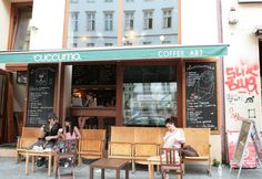 Cafe Cuccuma Berlin Zossener Straße 34 10961 Berlin