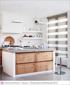 Kitchen Island Countertop Ideas on a Budget Island Ideas Kitchen Island Dimensions Kitchen Dinning, New Kitchen, Kitchen Decor, Kitchen Ideas, Concrete Kitchen, Kitchen Countertops, Concrete Wood, Wooden Kitchen, Kitchen Backsplash