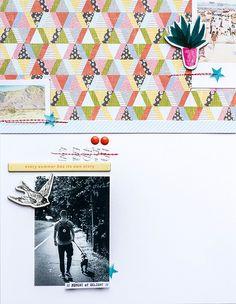 Marivi Pazos Photography & Scrap: Mis normas para crear un layout