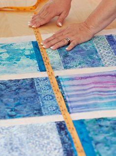Our Best Tips for Machine-Quilting | AllPeopleQuilt.com