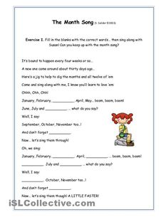 months of the year song for preschool 1000 images about poems for each month of the year on 260