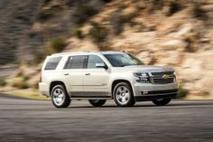 Like past models, the 2015 Chevrolet Tahoe is a V8-powered full-size SUV that employs traditional body-on-frame construction.