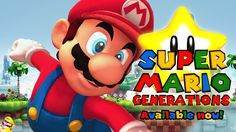 Sonic Generations Mod: Super Mario Generations >>DISCLAIMER: This mod only works with the PC Version of Sonic Generations.