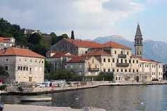 Town of Perast Montenegro, Places To Visit, Mansions, House Styles, Tile, Image, Home Decor, Mosaics, Luxury Houses