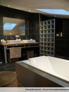 Photos décoration de Salle de bain Moderne/Design Contemporain ...