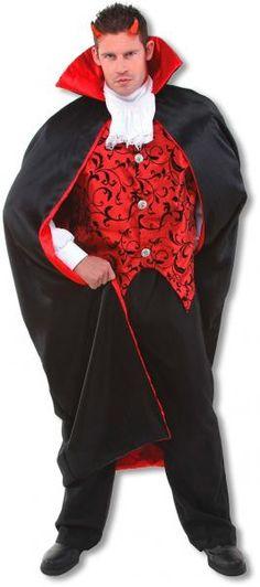 Lord Devil Teufelskostüm - Mit dem schicken Satans Kostüm bist du teuflisch gut gekleidet #karneval #kostum