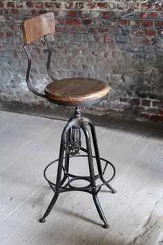 Vintage | industrial | chair
