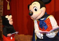 Six Reasons We LOVE the Magic Kingdom - No. 2:  Classic Character Meet & Greets  / Click to read this great article from the TouringPlans Blog.  Learn how you can get a free TouringPlans subscription from http://www.buildabettermousetrip.com/free-touring-plans