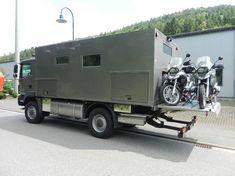 Ormocar Reisemobile GmbH: Expeditionsfahrzeuge