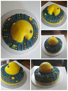 Pacman taart