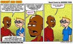 Guested by George Ford of Addanac City at http://AddanacCity.com / http://CompanyMan.TheComicStrip.org RT! #WEBCOMIC #HUMOR