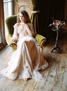 Organic and nature-inspired wedding inspiration