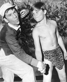 Kurt Russell on Gilligan's Island