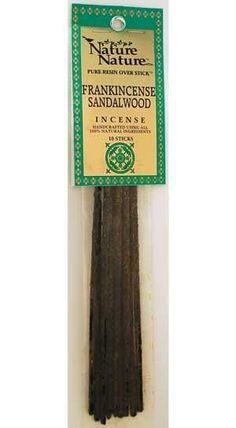 Frank-sandalwood Stick 10pk