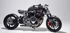 2014 MOTORCYCLE CONFEDERATE X132 HELLCAT