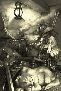 View an image titled 'Hero & Dog Illustration' in our Fable 2 art gallery featuring official character designs, concept art, and promo pictures. World Of Warcraft, Skyrim, Game Character, Character Design, Character Inspiration, Fable Ii, Video Game Art, Video Games, Dog Illustration