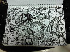tgif doodles
