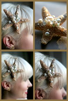 Seems to be a starfish by Traci Hine's SirensGrotto