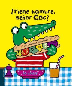 El señor Coc nos enseña los momentos del día para comer. BB YO BBTK