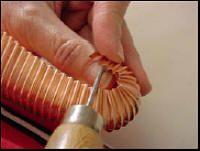 [Ganoksin] The Nautilus, A Metal Corrugation Project - Nautilus, un progetto con il metallo corrugato