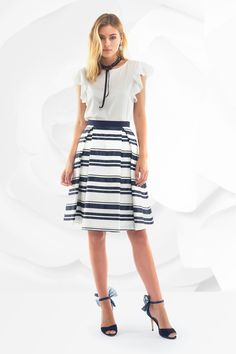 Shop new season women's tops at Alannah Hill Summer Lookbook, Summer Outfits Women, Work Wardrobe, New Work, Online Boutiques, Spring Summer Fashion, Midi Skirt, Silk, Clothes For Women
