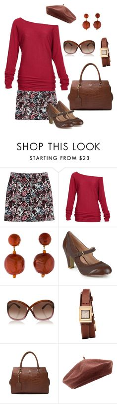 """""""My sister's look (6)"""" by danieluska ❤ liked on Polyvore featuring H&M, Alloy Apparel, Rachel Comey, Journee Collection, Tom Ford, Gucci and Accessorize"""