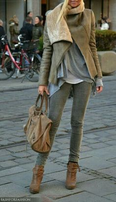 Love the whole look!
