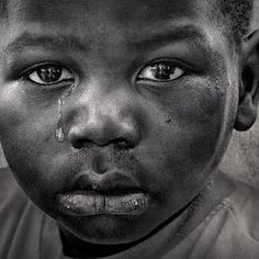 Big tears ... by Matteo Prencipe - Babies & Children Child Portraits
