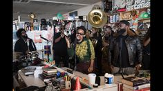 The Roots feat. Bilal: NPR Music Tiny Desk Concert