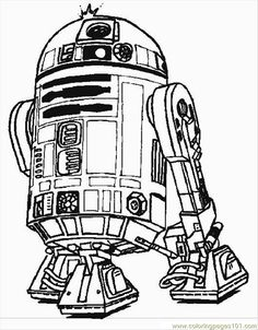 coloring page Star Wars - Jedi | Coloring pages | Pinterest | Star ...